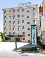 プラザホテル栄 外観